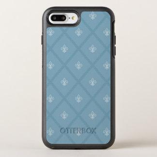 Coque Otterbox Symmetry Pour iPhone 7 Plus motif Fleur-De-lis