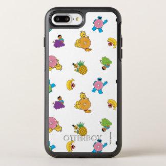 Coque Otterbox Symmetry Pour iPhone 7 Plus Motif tropical de Sesame Street