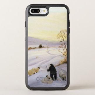 Coque Otterbox Symmetry Pour iPhone 7 Plus Moutons sur l'arête