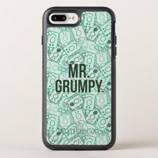 Coque Otterbox Symmetry Pour iPhone 7 Plus Nom de M. Grumpy | et motif verts de lancer de