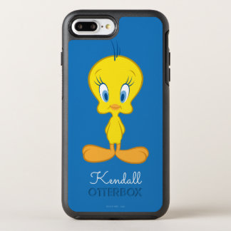 Coque Otterbox Symmetry Pour iPhone 7 Plus Oiseau innocent de Tweety™ | petit