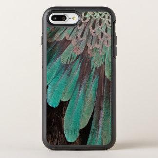 Coque Otterbox Symmetry Pour iPhone 7 Plus Oiseau superbe des plumes de paradis