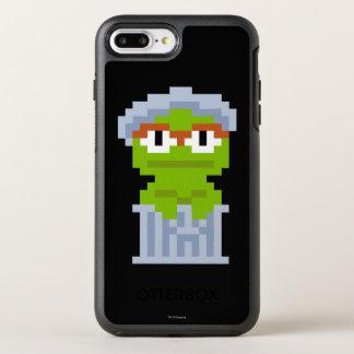 Coque Otterbox Symmetry Pour iPhone 7 Plus Oscar l'art de pixel de rouspéteur