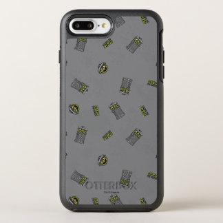 Coque Otterbox Symmetry Pour iPhone 7 Plus Oscar le motif gris du rouspéteur |