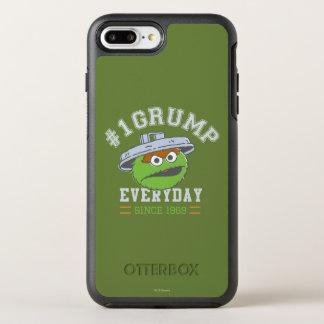 Coque Otterbox Symmetry Pour iPhone 7 Plus Oscar le rouspéteur numéro 1