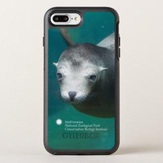 Coque Otterbox Symmetry Pour iPhone 7 Plus Otarie de Smithsonien |
