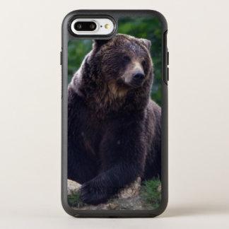 Coque Otterbox Symmetry Pour iPhone 7 Plus Ours de Brown