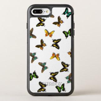Coque Otterbox Symmetry Pour iPhone 7 Plus Papillons