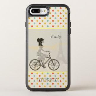 Coque Otterbox Symmetry Pour iPhone 7 Plus Paris chic