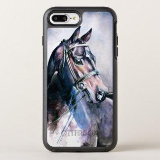 Coque Otterbox Symmetry Pour iPhone 7 Plus Peinture de cheval