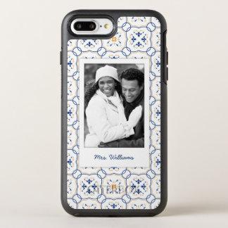 Coque Otterbox Symmetry Pour iPhone 7 Plus Photo et motif floral 13 de nom