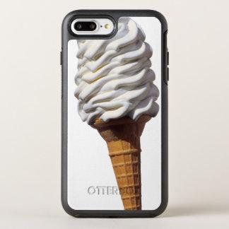 Coque Otterbox Symmetry Pour iPhone 7 Plus Plan rapproché de crème glacée