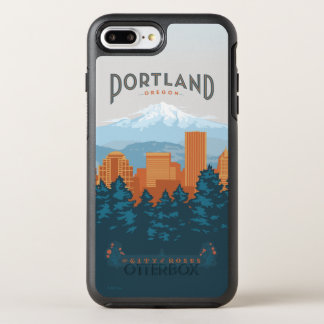 Coque Otterbox Symmetry Pour iPhone 7 Plus Portland, OU