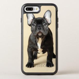 Coque Otterbox Symmetry Pour iPhone 7 Plus Portrait de studio de la position de chiot de