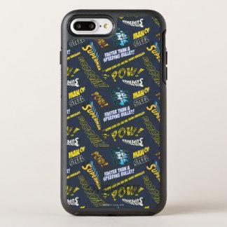 Coque Otterbox Symmetry Pour iPhone 7 Plus Prisonnier de guerre bleu et jaune !