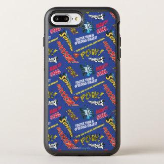 Coque Otterbox Symmetry Pour iPhone 7 Plus Prisonnier de guerre bleu et rouge !