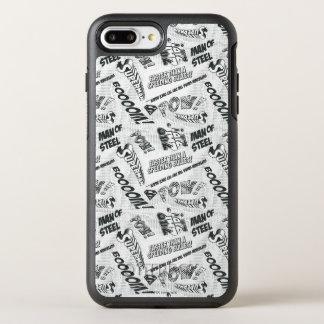 Coque Otterbox Symmetry Pour iPhone 7 Plus Prisonnier de guerre noir et blanc !