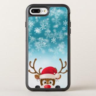 Coque Otterbox Symmetry Pour iPhone 7 Plus Renne élégant avec le cas de téléphone du