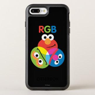 Coque Otterbox Symmetry Pour iPhone 7 Plus Sesame Street de RVB