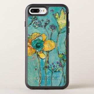 Coque Otterbox Symmetry Pour iPhone 7 Plus Singe et maman
