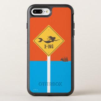 Coque Otterbox Symmetry Pour iPhone 7 Plus Sirène X-ing