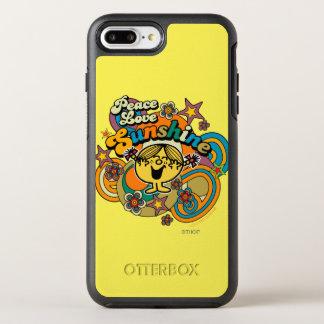 Coque Otterbox Symmetry Pour iPhone 7 Plus Soleil d'amour de paix