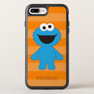 Coque Otterbox Symmetry Pour iPhone 7 Plus Style de laine de monstre de biscuit