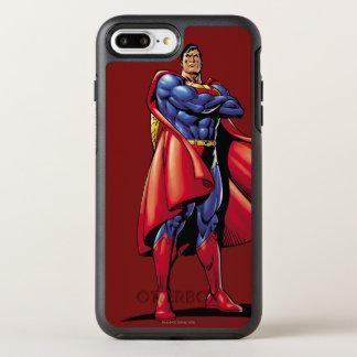 Coque Otterbox Symmetry Pour iPhone 7 Plus Superman 3