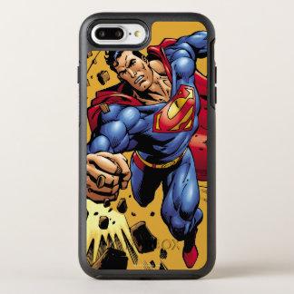 Coque Otterbox Symmetry Pour iPhone 7 Plus Superman 68