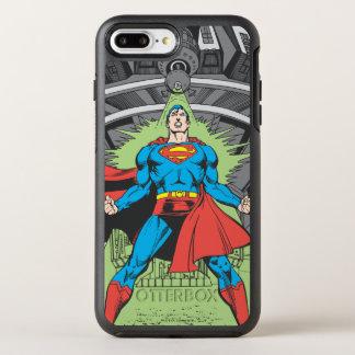 Coque Otterbox Symmetry Pour iPhone 7 Plus Superman a exposé à Kryptonite