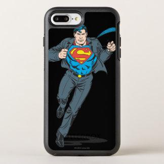Coque Otterbox Symmetry Pour iPhone 7 Plus Superman en tenue d'affaires