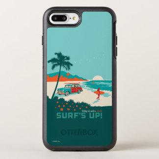 Coque Otterbox Symmetry Pour iPhone 7 Plus Surf