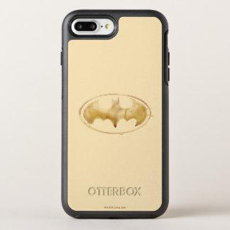 Coque Otterbox Symmetry Pour iPhone 7 Plus Symbole de batte de café