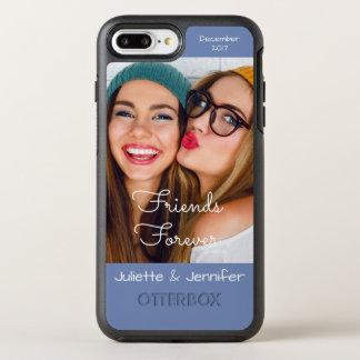 Coque Otterbox Symmetry Pour iPhone 7 Plus Téléchargez votre photo | personnalisent avec des