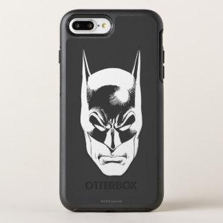 Coque Otterbox Symmetry Pour iPhone 7 Plus Tête de Batman