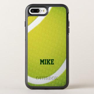 Coque Otterbox Symmetry Pour iPhone 7 Plus texte de typo de tennis de |