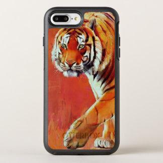 Coque Otterbox Symmetry Pour iPhone 7 Plus Tigre de Bengale