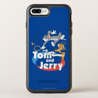 Coque Otterbox Symmetry Pour iPhone 7 Plus Tom et stars du tennis 7 de Jerry