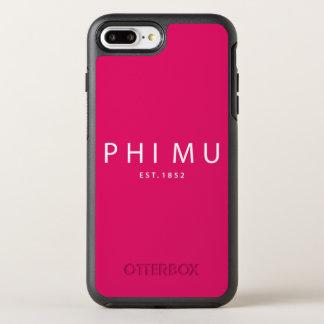 Coque Otterbox Symmetry Pour iPhone 7 Plus Type moderne de la MU de phi