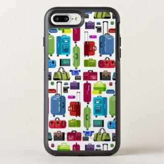 Coque Otterbox Symmetry Pour iPhone 7 Plus Valises au néon