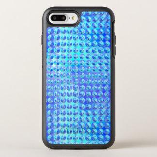 Coque Otterbox Symmetry Pour iPhone 7 Plus Verre bleu Nubby
