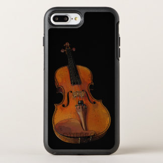 Coque Otterbox Symmetry Pour iPhone 7 Plus Violon d'or de Brown