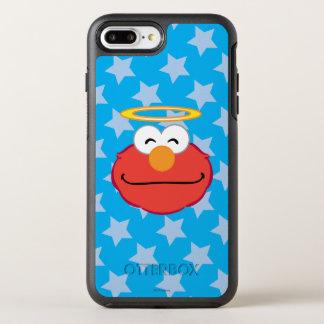 Coque Otterbox Symmetry Pour iPhone 7 Plus Visage de sourire d'Elmo avec le halo