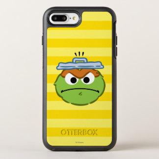 Coque Otterbox Symmetry Pour iPhone 7 Plus Visage fâché d'oscar