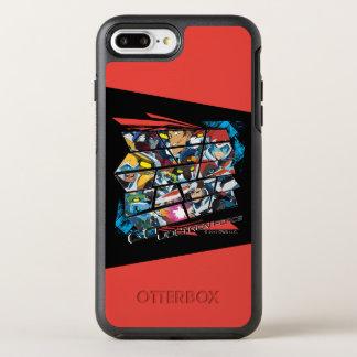 Coque Otterbox Symmetry Pour iPhone 7 Plus Voltron | vont force de Voltron