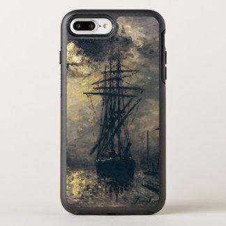 Coque Otterbox Symmetry Pour iPhone 7 Plus Vue du port, ou les moulins à vent dedans
