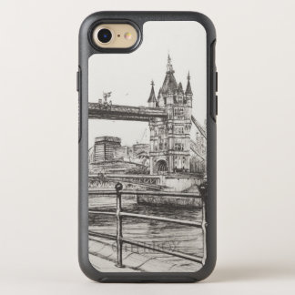 Coque Otterbox Symmetry Pour iPhone 7 Pont Londres 2006 de tour
