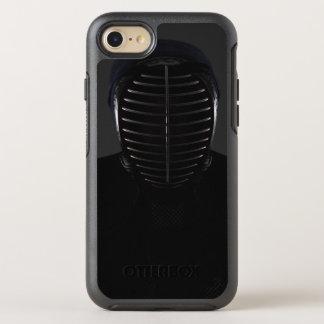 Coque Otterbox Symmetry Pour iPhone 7 Portrait d'un escrimeur 5 de Kendo