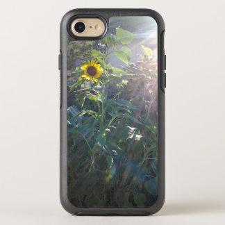 Coque Otterbox Symmetry Pour iPhone 7 Rayons de soleil sur un tournesol