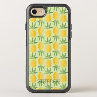 Coque Otterbox Symmetry Pour iPhone 7 Rétros ananas